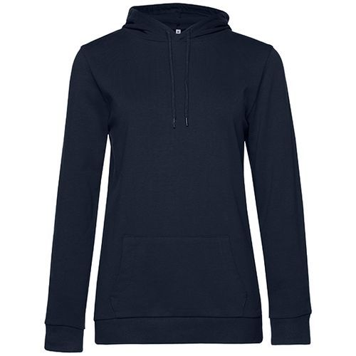 Hooded Full Zip Sweat / Women [S] (black) (Art.-Nr. CA007483)