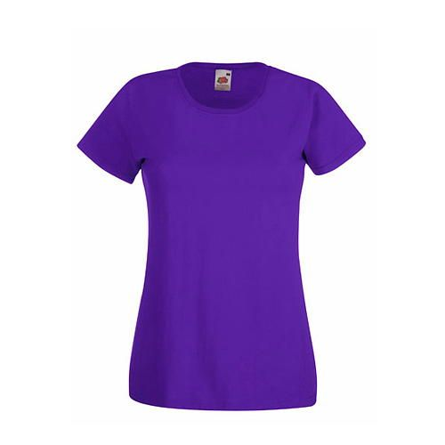 Valueweight T Lady-Fit [XS] (Purple) (Art.-Nr. CA007711)