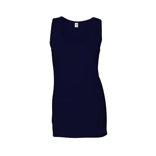 Softstyle® Ladies´ Tank Top [XL] (navy) (Art.-Nr. CA007779)