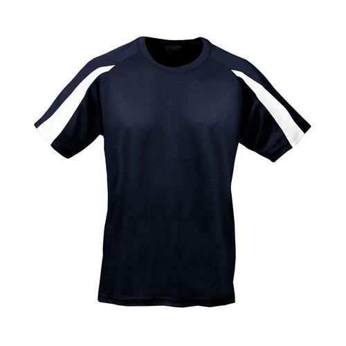 Contrast Cool T [S] (french navy / Arctic white) (Art.-Nr. CA008086)