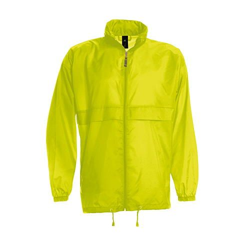 Jacket Sirocco / Unisex [XXL] (Ultra Yellow) (Art.-Nr. CA008093)