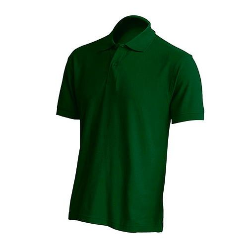 Polo Regular Man [XL] (bottle green) (Art.-Nr. CA008154)
