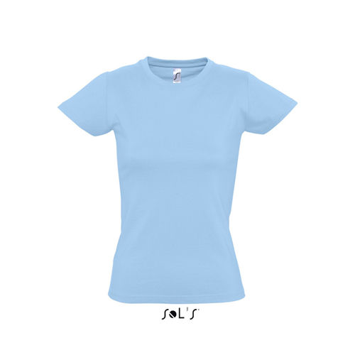 Imperial Women T-Shirt [L] (Sky blue) (Art.-Nr. CA008324)
