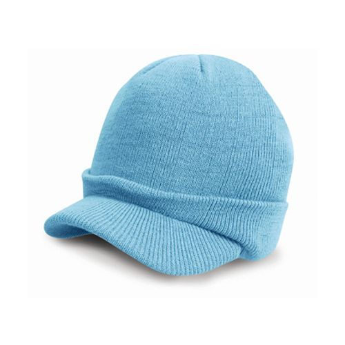 Esco Army Knitted Hat [One Size] (Powder blue) (Art.-Nr. CA008739)