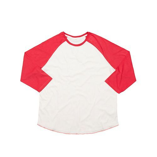 Unisex Superstar Baseball T [XXL] (Washed white) (Art.-Nr. CA009094)