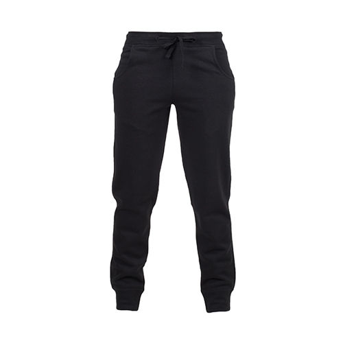 Kids` Slim Cuffed Joggers [11/12 Jahre] (Black) (Art.-Nr. CA009304)