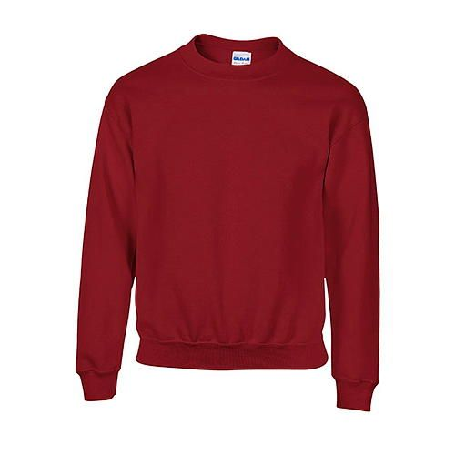 Heavy Blend™ Youth Crewneck Sweatshirt [L (164)] (Garnet) (Art.-Nr. CA009473)