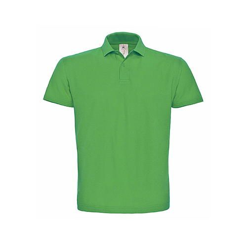 Polo ID.001 / Unisex [M] (Real green) (Art.-Nr. CA010309)