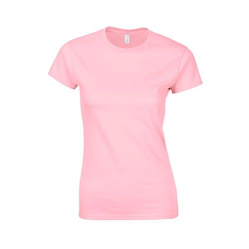 Softstyle® Ladies´ T- Shirt [L] (light pink) (Art.-Nr. CA010579)