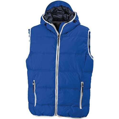 Men`s Maritime Vest [XXL] (Nautic Blue) (Art.-Nr. CA011224)