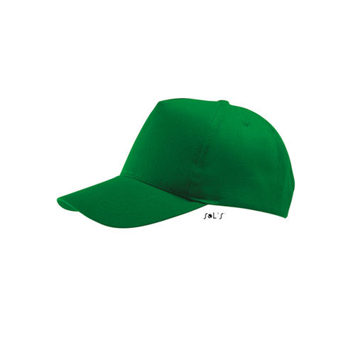 Five Panel Cap Buzz [One Size] (Kelly green) (Art.-Nr. CA011830)