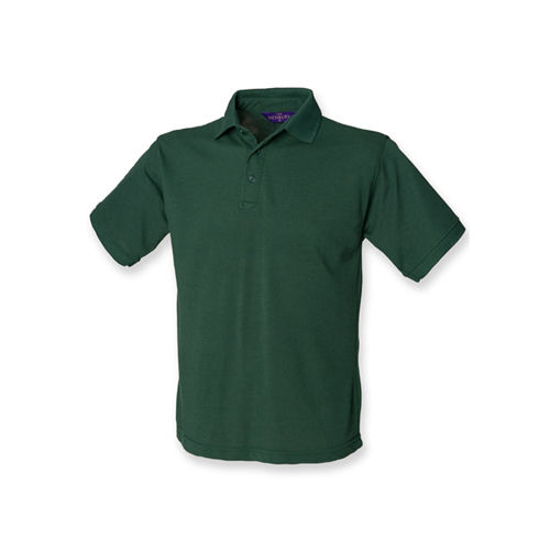 Men`s 65/35 Classic Piqué Polo Shirt [5XL] (Bottle) (Art.-Nr. CA014563)