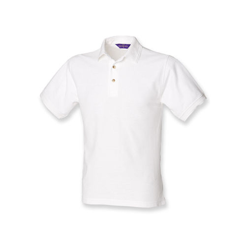 Ultimate 65/35 Piqué Polo Shirt [XL] (White) (Art.-Nr. CA015001)
