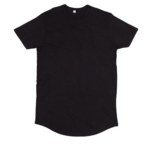 Men`s Organic Long Length T [L] (Black) (Art.-Nr. CA015114)