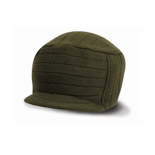 Esco Urban Knitted Hat [One Size] (Olive green) (Art.-Nr. CA015219)
