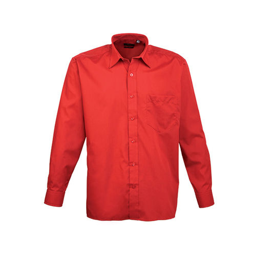 Poplin Long Sleeve Shirt (Herrenhemd/Langarm) [43 (17)] (Art.-Nr. CA015549)