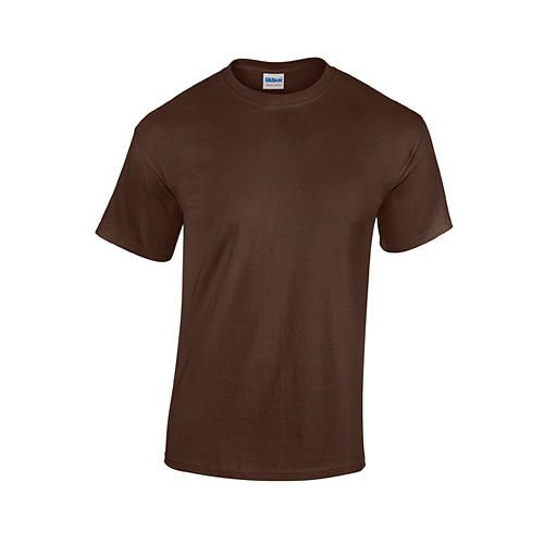 Heavy Cotton™ T- Shirt [L] (dark Chocolate) (Art.-Nr. CA016022)