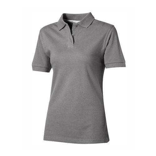 Forehand Ladies` Polo [M] (Grey (Solid)) (Art.-Nr. CA016067)