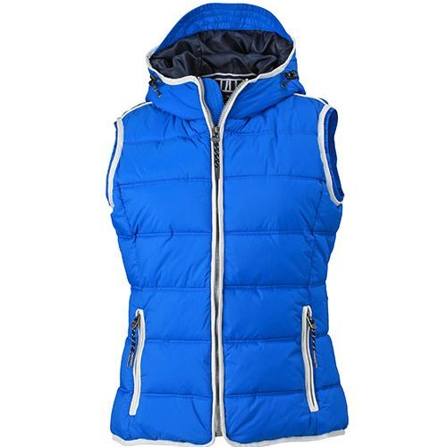 Ladies` Maritime Vest [XXL] (Nautic Blue) (Art.-Nr. CA016100)