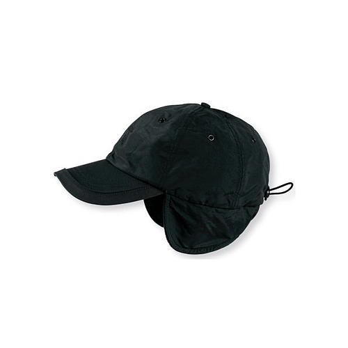 Techno Flap Cap [One Size] (black) (Art.-Nr. CA016958)