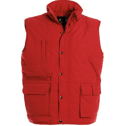 Bodywarmer Explorer / Unisex [XXL] (Red 004) (Art.-Nr. CA018236)