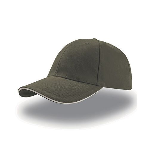 Liberty Sandwich Cap [One Size] (Olive / Natural) (Art.-Nr. CA018448)