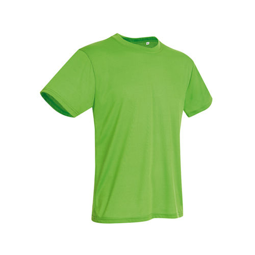 Active Cotton Touch Crew Neck [XL] (Kiwi green) (Art.-Nr. CA019089)