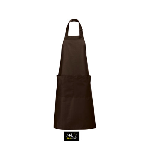 Long Apron Gala [75 x 90 cm] (chocolate) (Art.-Nr. CA020266)