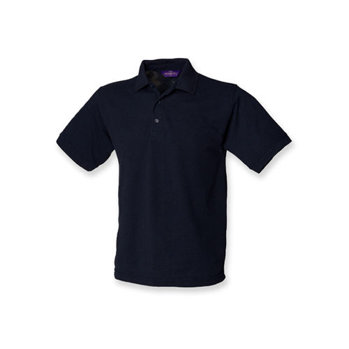 Men`s 65/35 Classic Piqué Polo Shirt [3XL] (Navy) (Art.-Nr. CA020816)