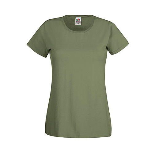 Original T Lady-Fit [XL] (classic olive) (Art.-Nr. CA020896)