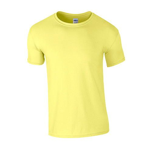 Softstyle® T- Shirt [XL] (Cornsilk) (Art.-Nr. CA021051)
