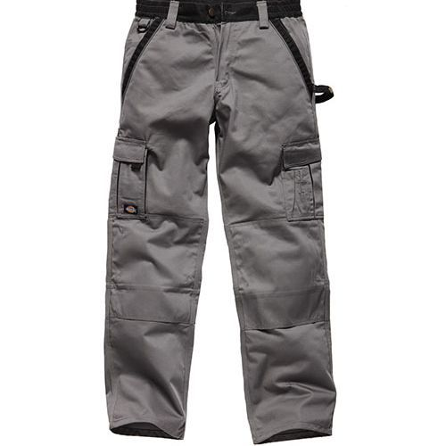 Industry 300 Bundhose [102] (grey (Solid) / black) (Art.-Nr. CA021176)