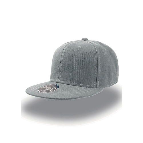 Snap Back Cap [One Size] (grey) (Art.-Nr. CA021255)