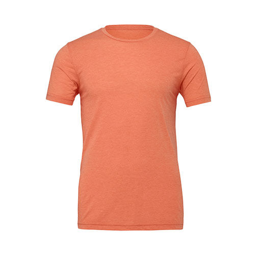 Unisex Jersey Crew Neck T-Shirt [XL] (orange) (Art.-Nr. CA021414)