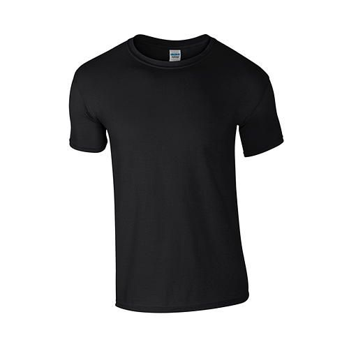 Softstyle® T- Shirt [M] (black) (Art.-Nr. CA021427)
