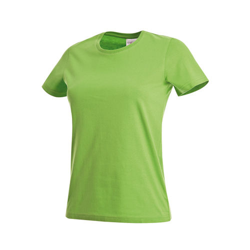 Classic-T for women [XL] (Kiwi green) (Art.-Nr. CA021525)