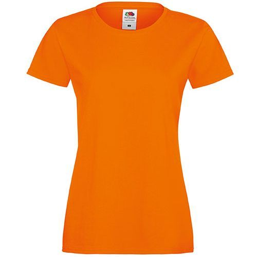 Sofspun® T Lady-Fit [S] (orange) (Art.-Nr. CA021652)