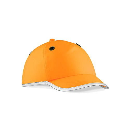 Enhanced-Viz EN812 Bump Cap [One Size] (fluorescent orange) (Art.-Nr. CA022249)