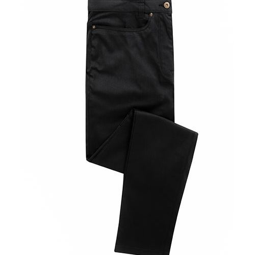 Men`s Performance Chino Jean [40/34] (black) (Art.-Nr. CA024512)