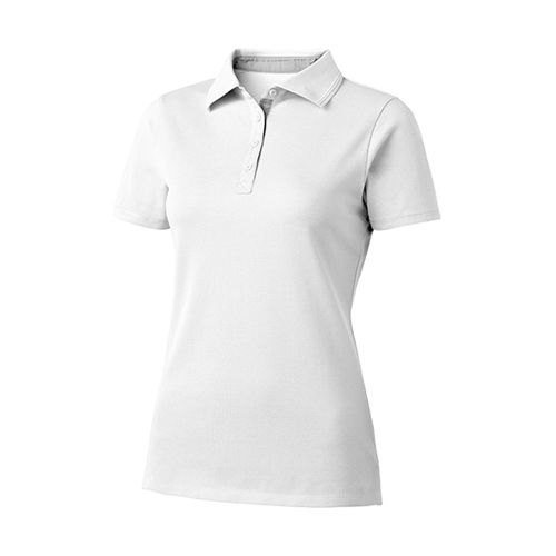 Hacker Ladies` Polo [S] (White) (Art.-Nr. CA024857)