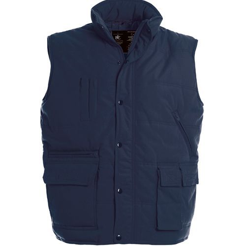 Bodywarmer Explorer / Unisex [3XL] (Navy 003) (Art.-Nr. CA024918)