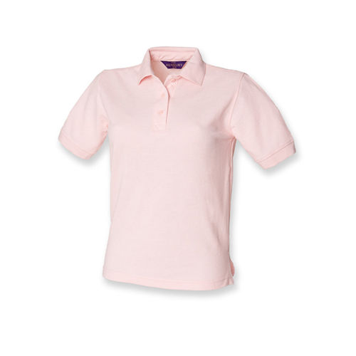 Ladies` 65/35 Classic Piqué Polo Shirt [3XL] (Pink) (Art.-Nr. CA026620)
