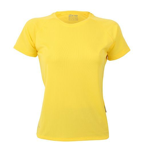 Rainbow Ladies Tech Tee [XS] (Sun yellow) (Art.-Nr. CA027675)