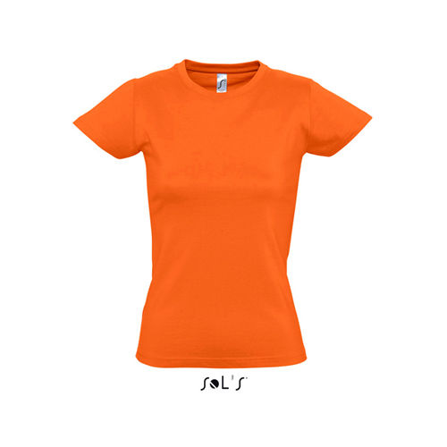 Imperial Women T-Shirt [XL] (orange) (Art.-Nr. CA027926)
