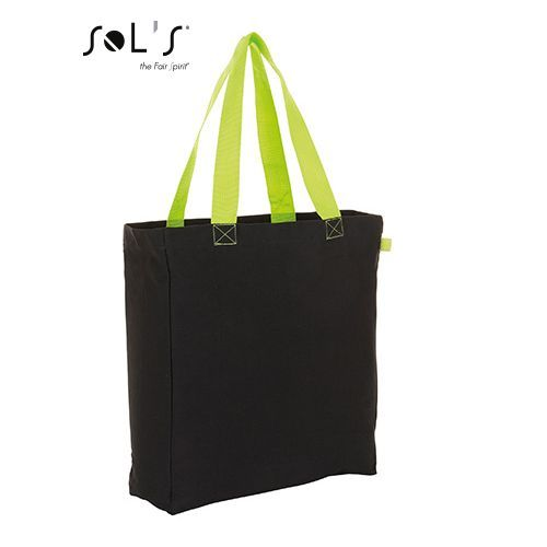 Lenox Shopping Bag [46 x 38 x 12 cm] (Black) (Art.-Nr. CA028021)