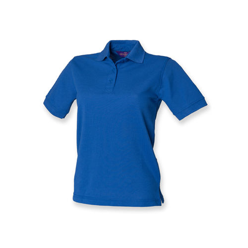 Ladies` 65/35 Classic Piqué Polo Shirt [S] (Royal) (Art.-Nr. CA029699)