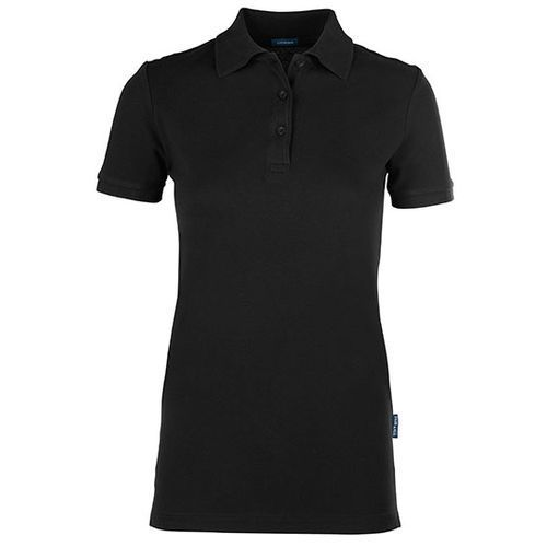 Women´s Luxury Stretch Polo [M] (black) (Art.-Nr. CA031411)