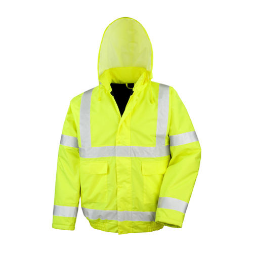 Result Core High Viz Winter Blouson [S] (Art.-Nr. CA032437) - Zertifiziert nach ISOEN20471:2013,...