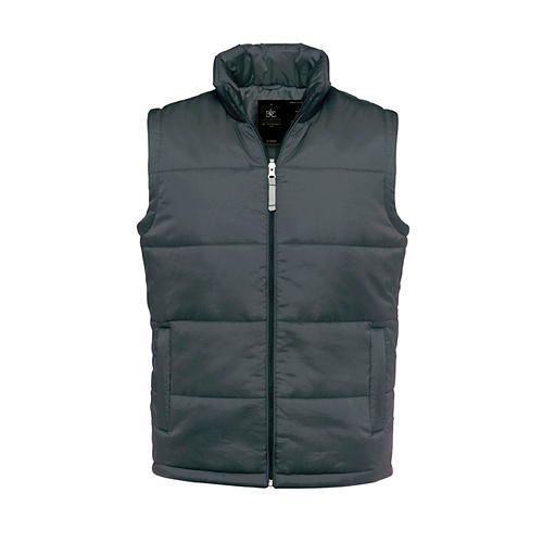 Bodywarmer / Men [XXL] (Dark Grey (Solid) 670) (Art.-Nr. CA032578)
