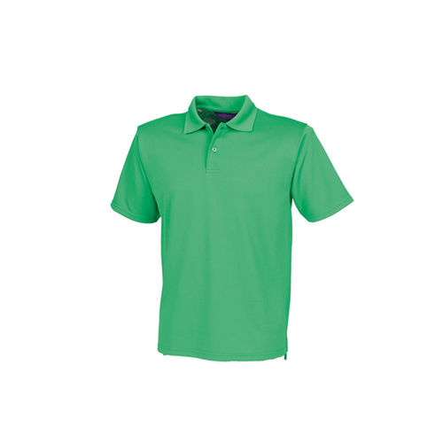 Men`s Coolplus Wicking Polo Shirt [XXL] (Kelly Green) (Art.-Nr. CA032780)